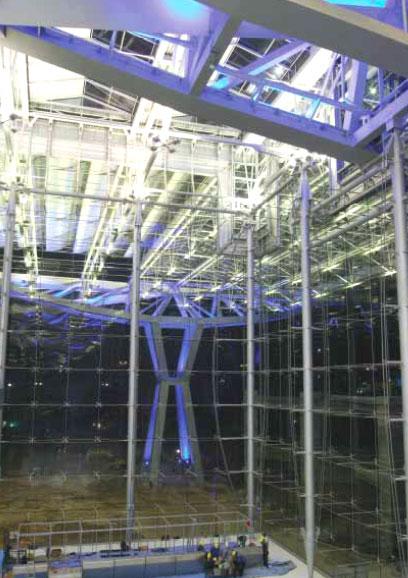 Suvarnabhumi Building Structure